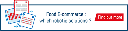 "Button to download the ""food e-commerce which robotic solutions?"" brochure"